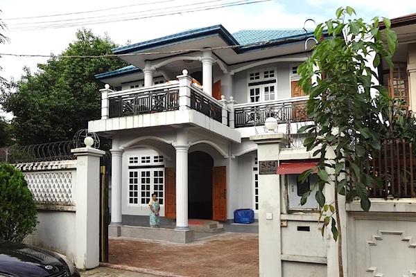 ミャンマーに無料で滞在できるゲストハウスを用意しています。